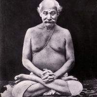 Lahiri Mahasaya (1828-1895), yogi and guru